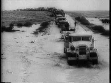 d day battle footage
