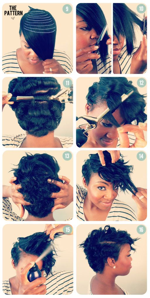 LOVVVVEEEEEEEE this!!! If I were to cut my hair, this is how I would do it.