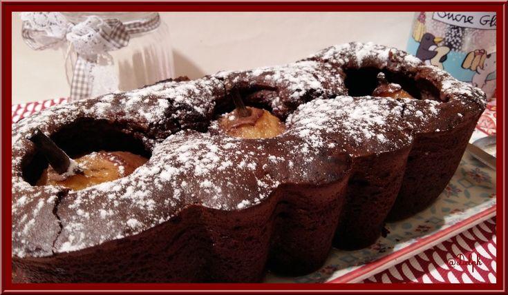 Cake Sucr Ef Bf Bd De Sophie Dudemaine Poire