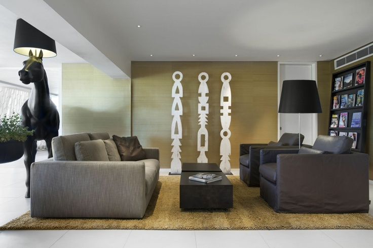 A modern but comfortable lounge at Clouds Estate #Cloudsestate #stellenbosch http://cloudsestate.com/home-26.html