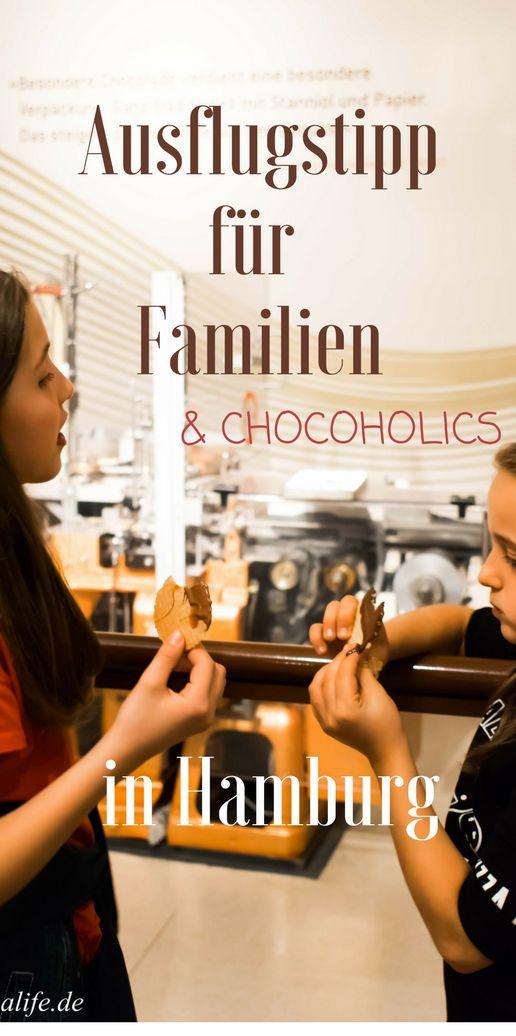 Ausflugstipp Hamburg - Schokoladenmuseum - CHOCOVERSUM
