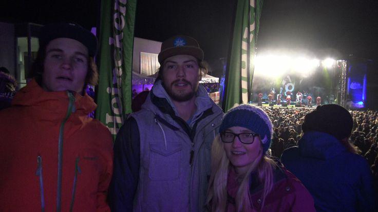 Das Team feiert das Bergfestival! #xchallenge #salzburgerland #bergfestival