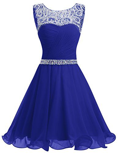 Dresstells® Short Chiffon Open Back Prom Dress With B... https://www.amazon.co.uk/dp/B01J1M7STS/ref=cm_sw_r_pi_dp_x_woY8xbGTSCX39