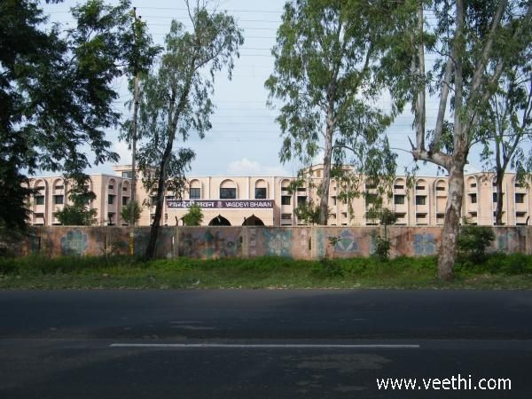 Vagdevi Bhawan, Vikram University ujjain