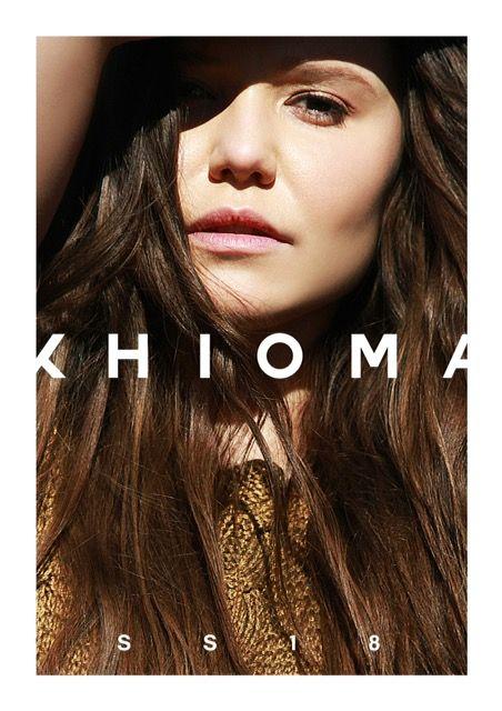 K H I O M A  SS18 Campaign   SA Fashion   Cape Town Fashion Shop online