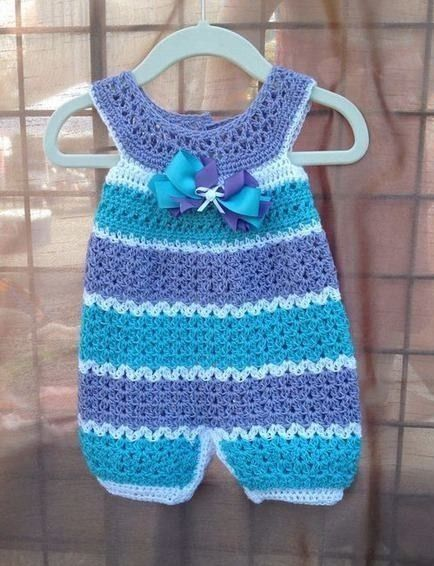 Tina's handicraft : child dungarees
