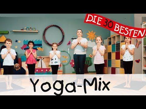 Kinderlieder Yoga-Mix || Kinderlieder zum Mitsingen und Bewegen – YouTube – Irina Nedlin