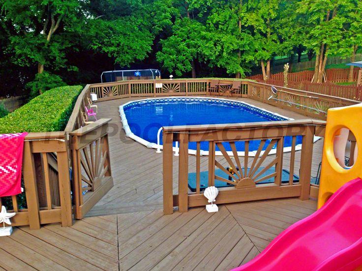 Inground Pool Decks