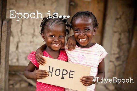 Epoch is hope #LiveEpoch