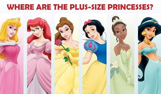 Plus Size Disney Princess Size Princess Costume