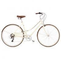 Electra Premium Retro Fahrrad Loft 7D Ladies Regular (52cm) Crème