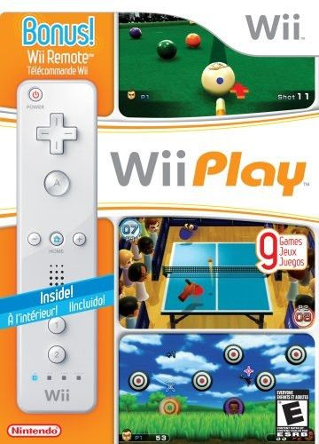 Wii Play W/Remote (Wii)