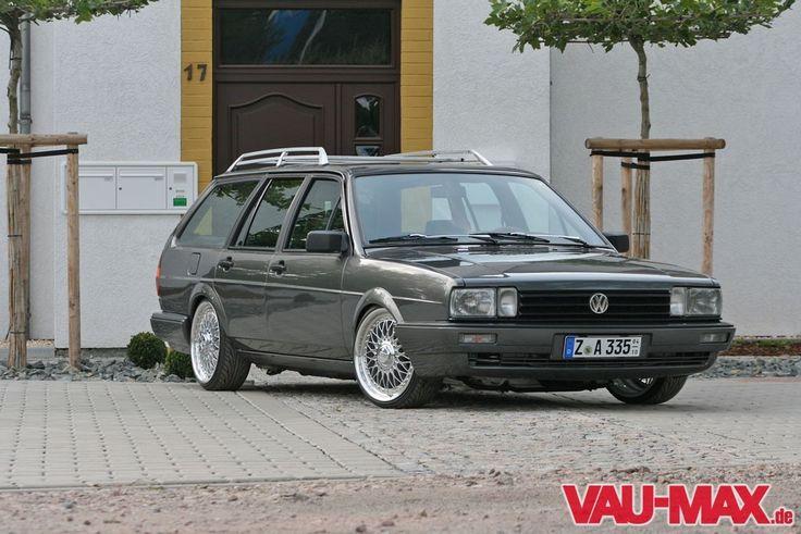 The Classic-Driver – 1987er Passat in Bestform: Es gibt ihn noch: Den VW Passat 32B als Tuning Objekt im Klassik-Look - Fotostrecke - VAU-MAX - Das kostenlose Performance-Magazin