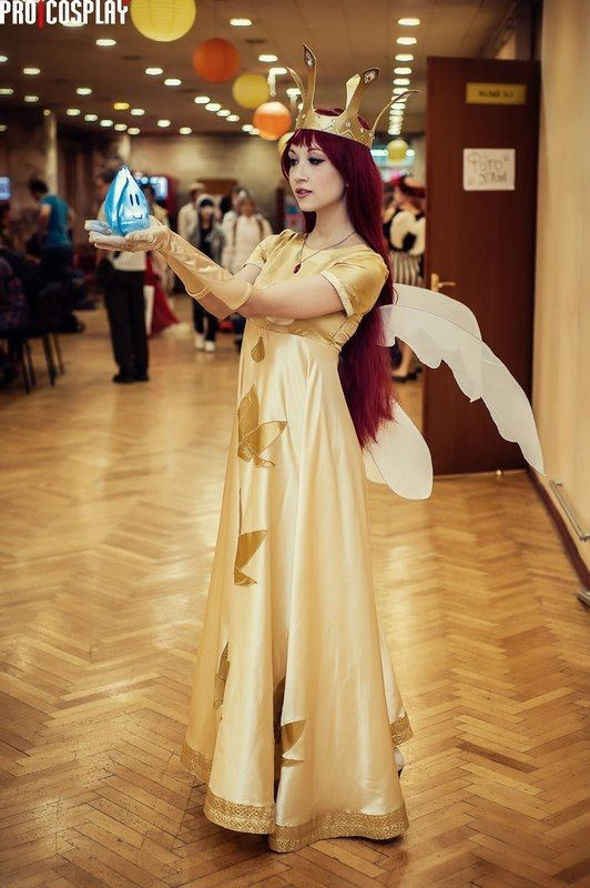 Child of light cosplay by Nastarelie.deviantart.com on @DeviantArt