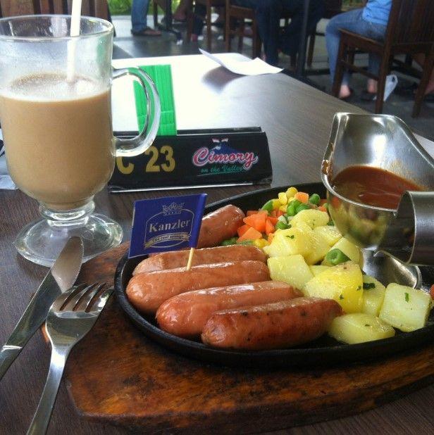 menu cimory bawen