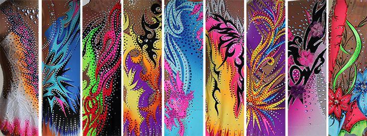Купальники для художественной гимнастики :: Каталог :: Bless Art
