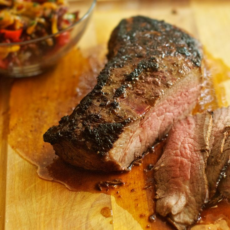 Tri-Tip Roast with Tequila-Lime Marinade