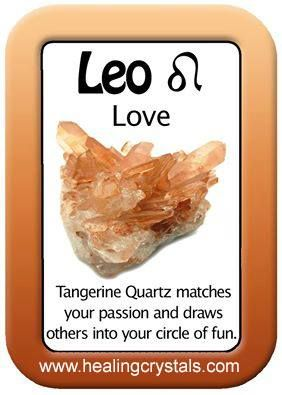 Love is all around and we want to help you feel the energy and celebrate Valentine's Day so we have been posting Astrological Love Cards that show a crystal that resonates with each Zodiac sign. You can use the crystals and/or the card to share, attract, send or just surround yourself with the Love! Don't forget to use the code HCLOVE for 15% off anything from healingcrystals.com through 2/13!