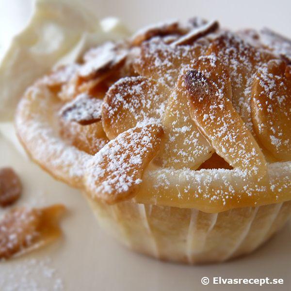 Recept På Äppelkakor Men Mandelknäck - Äppelkaka Med Knäckigt Toscatäcke.
