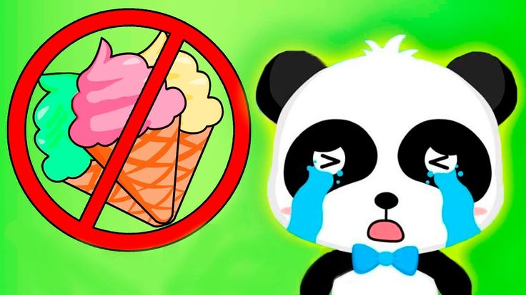 Los Niños aprenden a reconocer los sentimientos y emociones - Bebé Panda...
