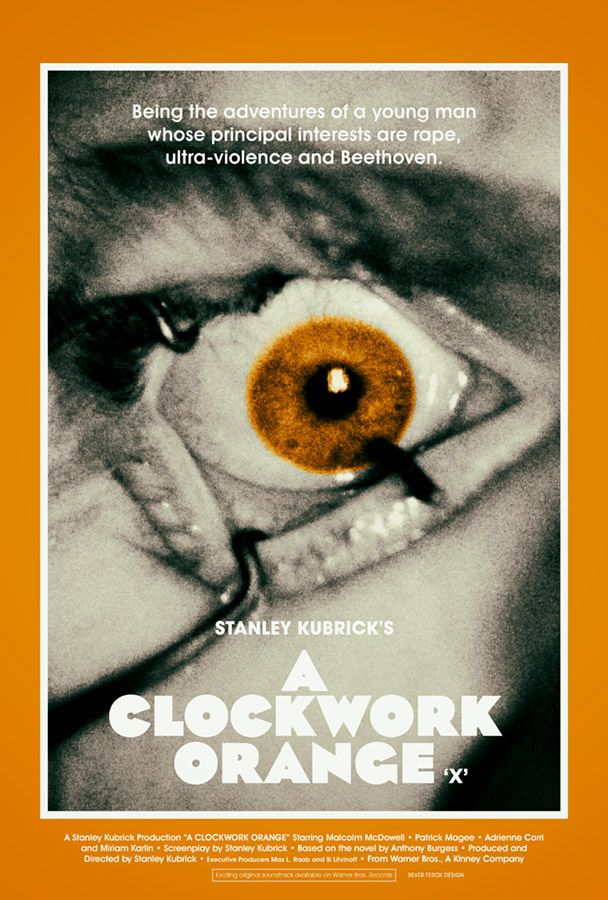 a clockwork orange cinematography Script coverage self distribution consulting ifh tv feature films teaching you how to survive and thrive in the film business.