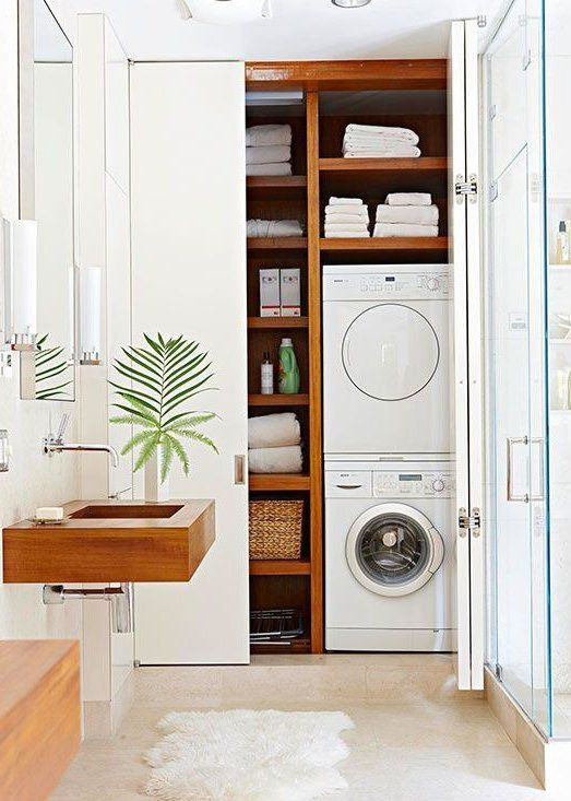 Laundry room, Arch Inspire. http://www.kenisahome.com/