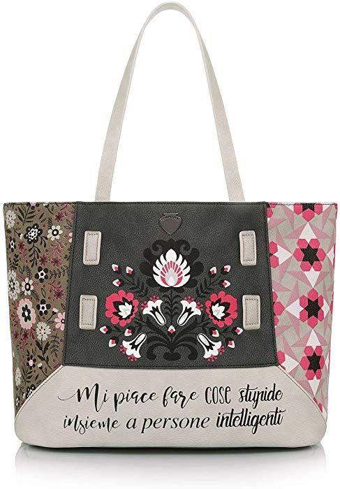 Borsa Donna Flower Bag
