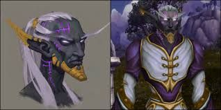 Playable Night-borne males should have beard Jewelry as an option It's one of the most iconic features of the race. #worldofwarcraft #blizzard #Hearthstone #wow #Warcraft #BlizzardCS #gaming