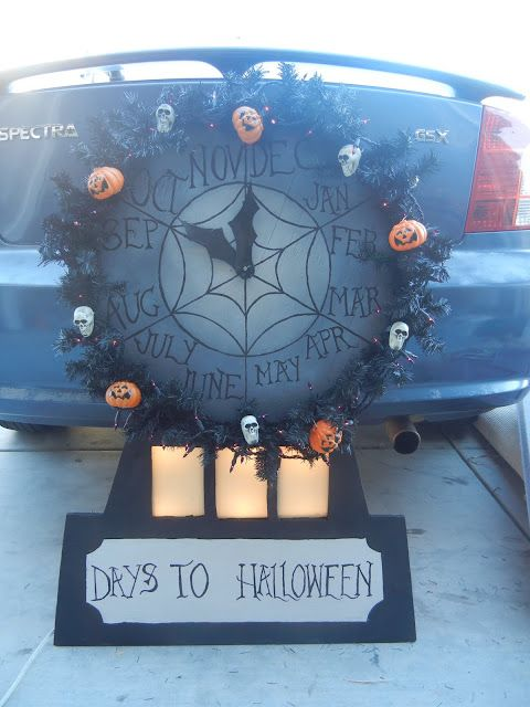 Nightmare Before Christmas: Countdown Clock (how to)