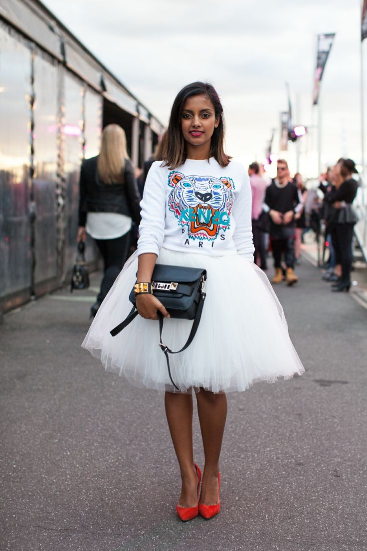 Major Sex and the City vibes at Melbourne Fashion Week in today's gorge Break it Down http://asos.to/1g6I299