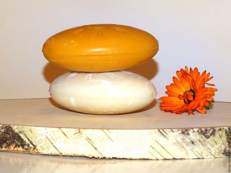 Купить Мультицитрус - натуральное мыло с шелком - оранжевый, желтый, апельсин, мандарин, апельсиновое мыло, мандариновый