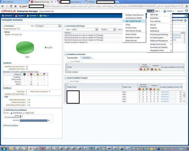 14 best Oracle Enterprise Manager 12 C images on Pinterest Php - enterprise manager resume