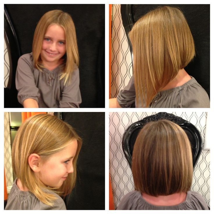 Stacked Bob Haircuts For Kids 2018 Images Pictures 20 Kids