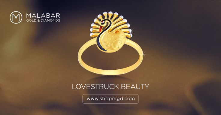 Add a mark of classic elegance with this beautiful ring. Price: INR 8,464 COD option available with free delivery in India.
