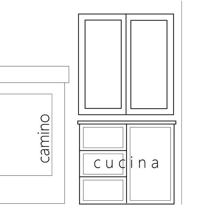 Lavori in corso: preview cucina / ChiccaCasa