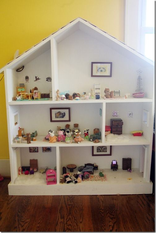 Doll House By Ana White.