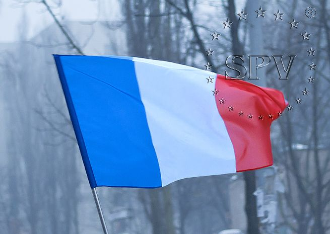Купить флаг Франции