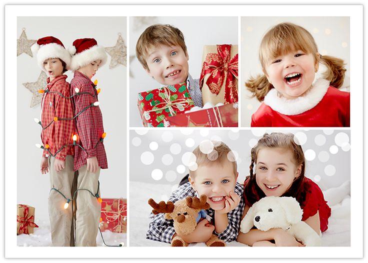 Portraits famille de Noël réalisés par Julie Gagnon Photographe de la région de Québec / Holidays portrait by Julie Gagnon Photographe www.juliegagnonphotographe.com