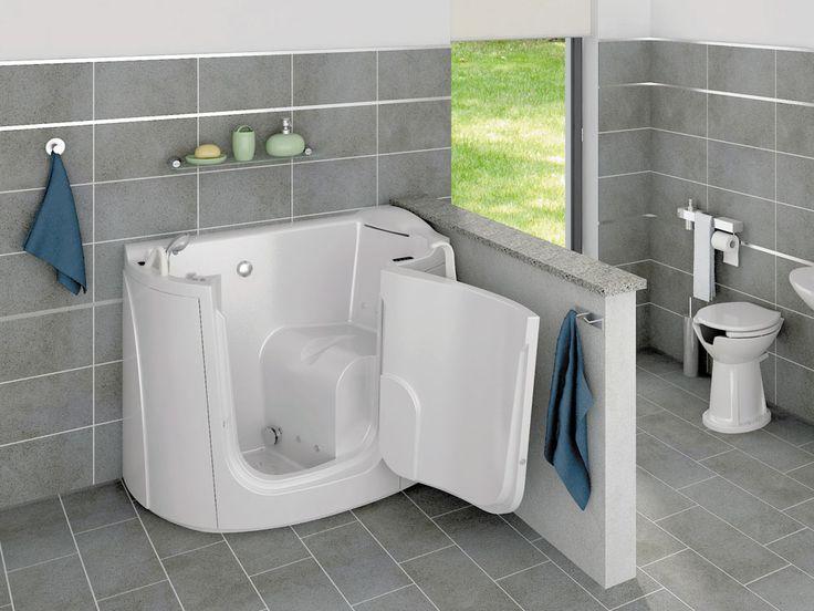 Pin di Vasche con sportello per anziani e disabili su Idee ...