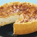 Apple Cheesecake recipe that is lower in carbs - a great diabetic-friendly dessert recipe.