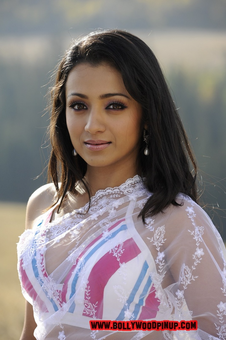 Trisha - A Leading South Indian Actress