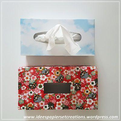 une bo te pour mouchoirs en papier mouchoir en papier mouchoirs et bo tes de mouchoirs. Black Bedroom Furniture Sets. Home Design Ideas
