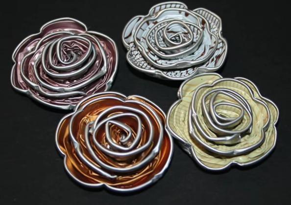 Flores de nespreso