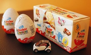 Kinder Eggs are awesome!!