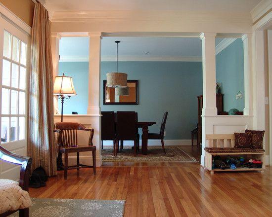 25 best sunken livingroom ideas images on pinterest | half walls