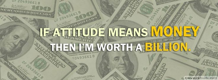 If Attitude Means Money Facebook Cover Photo in HD only available through Covershub.net. If Attitude Means Money cover can be set as your FB timeline cover for free on Facebook.com. We are consistently uploading quality Facebook covers. You can get Cool Facebook Cover Photos from our Facebook Banners Gallery.