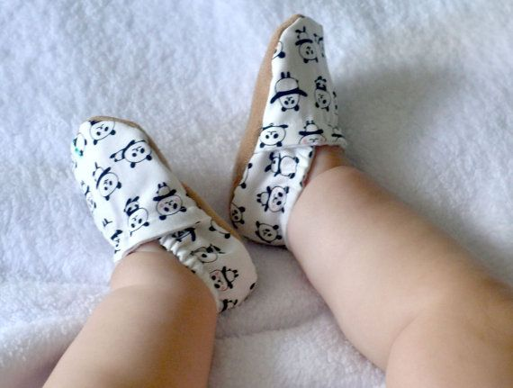 monochrome baby shoes monochrome booties for baby by SweetSwaddle