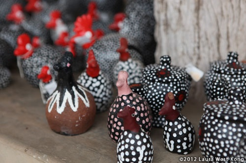 South African crafts