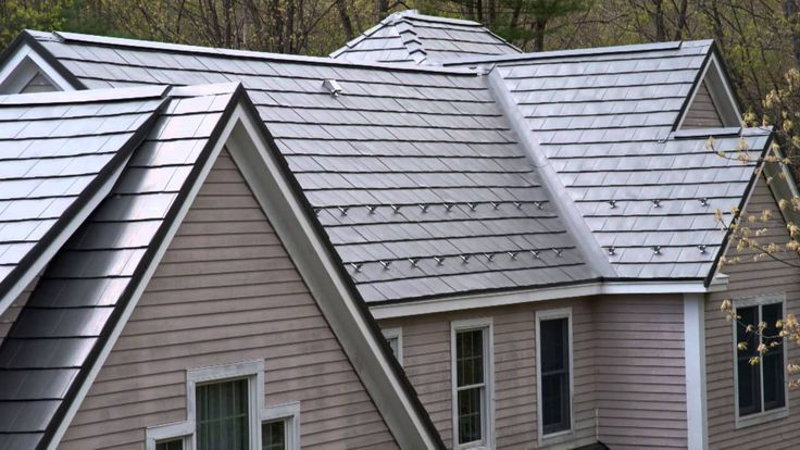 Metal Roof By Classic Metal Roofing Systems Deltec