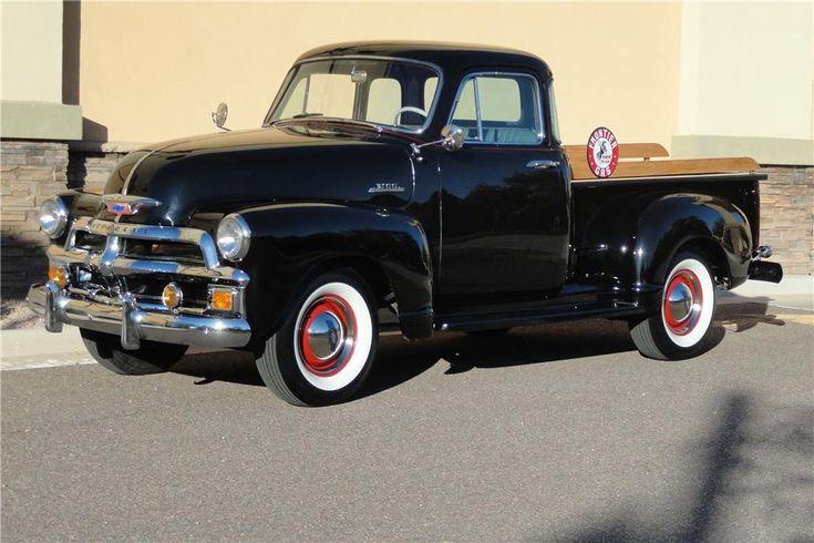 1954 CHEVROLET 3100 Lot 67.2 | Barrett-Jackson Auction Company